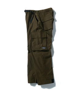 BOLD CARGO PANTS(KHAKI)_CTONIPT05UK0