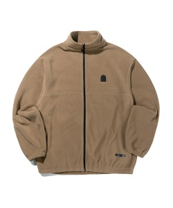 WAPPEN FLEECE JACKET(BROWN)_CTTZPJK08UE2