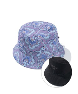 ETHNIC REVERSIBLE BUCKET HAT(BLUE)_CTTZPHW02UB2
