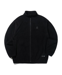 WAPPEN FLEECE JACKET(BLACK)_CTTZPJK08UC6