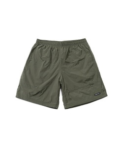 BASIC ZIPPER SHORTS(KHAKI)_CTTZUSP04UK0