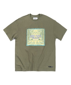ANTI CRITIC T-SHIRT(KHAKI)_CTTZURS23UK0