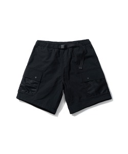 MESH POCKET SHORTS(BLACK)_CTTZUSP03UC6