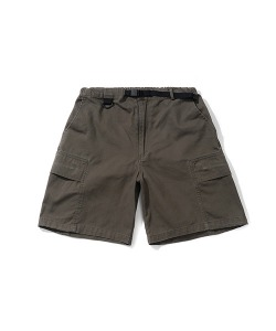 GARMENT SHORTS(KHAKI)_CTTZUSP02UK0