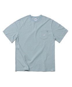 LOGO POCKET T-SHIRT(L/MINT)_CRTZURS01UG5