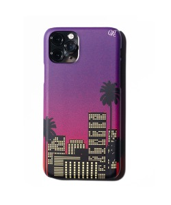 NIGHT SUNSET MOBILE CASE(VIOLET)_CRTZUHC01UV1