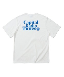 CRT APPLE FULL LOGO T-SHIRT(WHITE)_CRTZURS03UC2