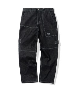 HEAVY WORK PANTS(BLACK)_CTTZIPT01UC6