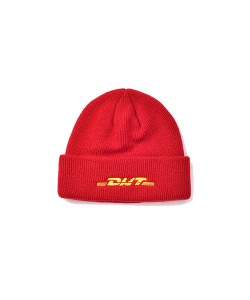 DIMITO X CRITIC D KNIT BEANIE(RED)