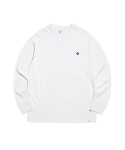 RECORD WAPPEN LONG SLEEVE(WHITE)_CRTZARL05UC2