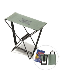 FOLDING CHAIR(KHAKI)_CRTZICA01UK0