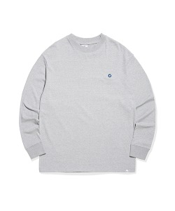 RECORD WAPPEN LONG SLEEVE(GRAY)_CRTZARL05UC0
