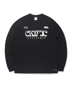 ETHNIC LOGO JERSEY(BLACK)_CTTOPRL03UC6