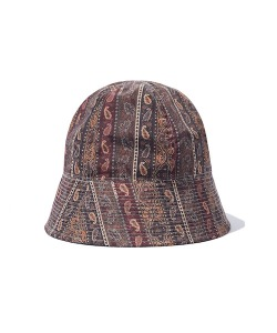 REVERSIBLE BUCKET HAT(D/BROWN)_CTTOPHW01UE4