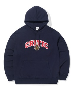 PATCH LOGO HOODIE (NAVY)_CTTOPHD02UN0