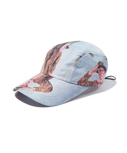 SCOUT CHICKEN KILLER CAMP CAP(BROWN)_CTTOPHW0U3E2