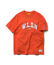 WLDN LOGO TEE (ORANGE)_CMOEURS42UO0