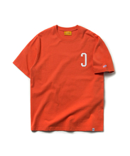 C LOGO TEE (ORANGE)_CMOEURS31UO0