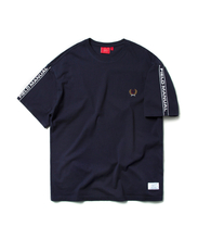 FIELD MANUAL LOGO TEE (NAVY)_CTOEURS14UN0