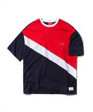 FIELD MANUAL DIAGONAL TEE (RED)_CTOEURS11UR0