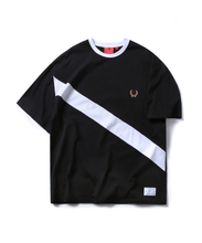 FIELD MANUAL DIAGONAL TEE (BLACK)_CTOEURS11UC6