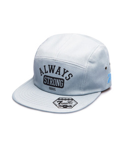 ALWAYS STRONG CAMP CAP (WHITE)