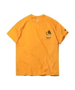 GOODMAN SPORTS T SHIRT (YELLOW)