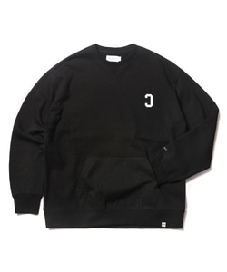 MFG REVERSE C POCKET SWEAT SHIRT(BLACK)_CMOEACR34UC6