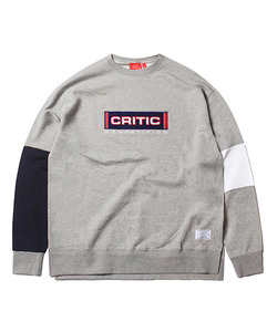 CSW COMPETITION SWEAT SHIRT(GRAY)_CTOEACR08UC4