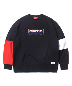 CSW COMPETITION SWEAT SHIRT(NAVY)_CTOEACR08UN0
