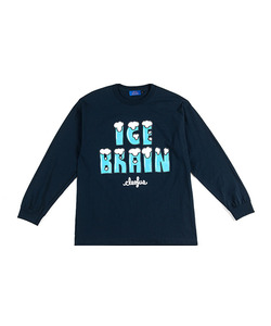 MAD PRIDE POSSE Ice Brain ls Navy