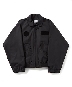 HYPEFIVE FLIGHT JACKET(BLACK)_CTOGPJK03UC6