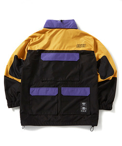 UTILITY JACKET(YELLOW)_CTOGPJK01UY1