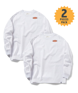 STANDARD MFG LONG SLEEVE T-SHIRT(WHITE)_CMOGPRL31UWH