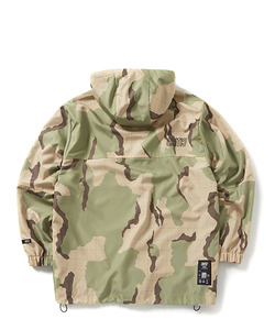 ANORAK JACKET(CAMO)_CTOGPJP03UK1