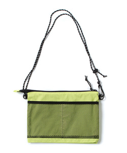 SACOCHE BAG(NEON YELLOW)_CTOGUBG01UY3