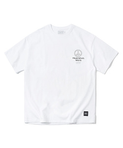 PEACEFUL BOYS T-SHIRT(WHITE)_CTOGURS15UC2