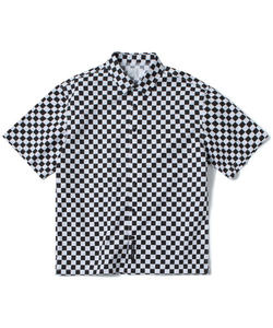 CHECK BOARD SHIRT(WHITE)_CTOGUSS03UC2