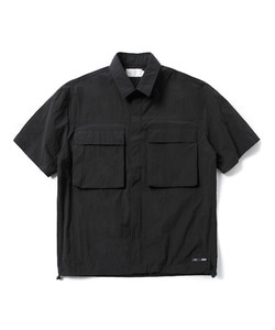 SURVIVAL SHIRT(BLACK)_CTOGUSS01UC6