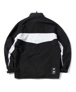 TRAINING ANORAK(BLACK)_CTOGAJP05UC6