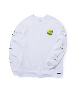 MUTATION LONG SLEEVE T-SHIRT(WHITE)_CTOGARL07UC2