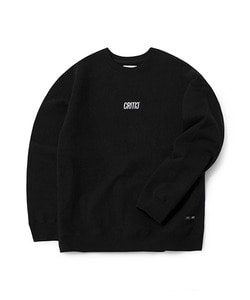BOX LOGO SWEATSHIRT(BLACK)_CTOGICR06UC6