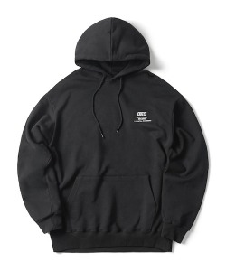 [1/25 예약 배송] BACKSIDE LOGO HOODIE(BLACK)_CTONPHD01UC6