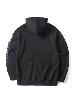 [3/29 예약 배송] TAMIYA ORIGINAL PRODUCT SIDE LOGO HOODIE(BLACK)_CSONUHD01UC6