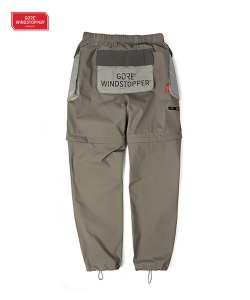 MILLET X CRITIC GORE® WINDSTOPPER® PANTS(KHAKI)_CSONPPT01UK0