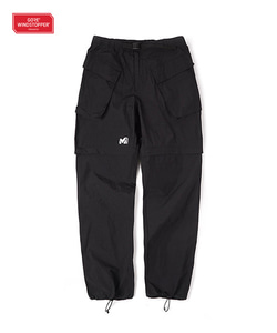 MILLET X CRITIC GORE® WINDSTOPPER® PANTS(BLACK)_CSONPPT01UC6