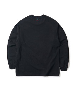 MILLET X CRITIC LONG SLEEVE T-SHIRT(BLACK)_CSONPRL01UC6