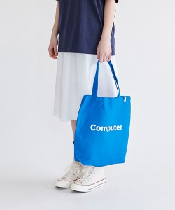 CRT APPLIANCE LOGO TOTE BAG(ROYAL BLUE)_CRONUBG02UB3