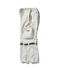 SIDE POCKET SWEAT PANTS(CREAM)_CTONIPT02UY5