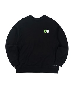 PSYCO BUTCHER CITY BIKE SWEATSHIRT(BLACK)_CTTZPCR01UC6